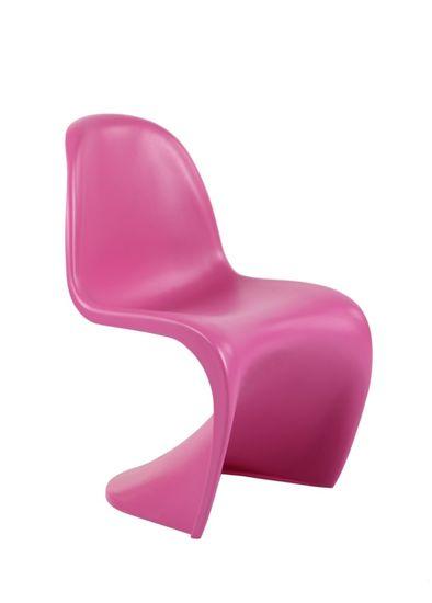 shumee Ružová stolička Balance Junior