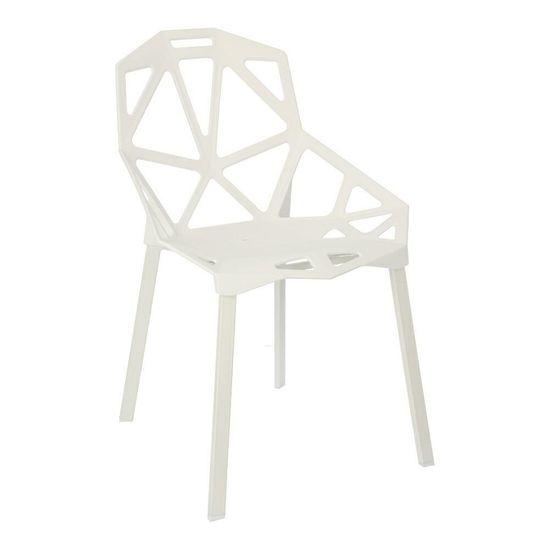 shumee Gap PP fehér Simplet szék