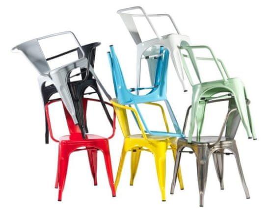 shumee Paris Arms bel stol, ki ga navdihuje Tol ix