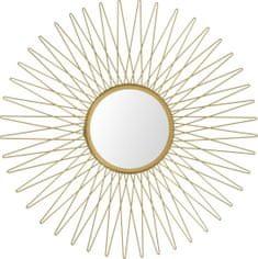 shumee Intesi Aurora zlato ogledalo