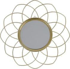 shumee Intesi Flowe zlato ogledalo