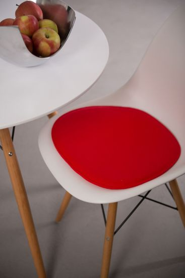 shumee Oldalsó szék, piros