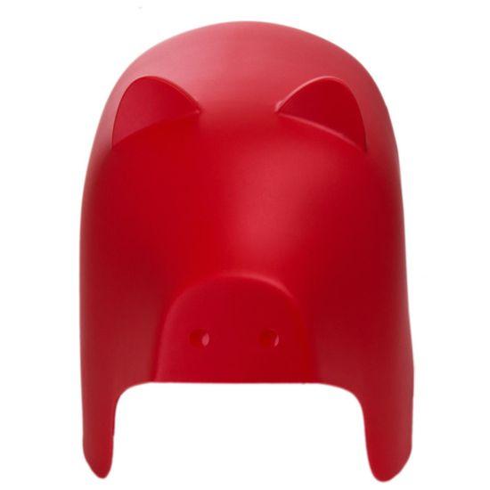 shumee Piggy rdeč otroški sedež