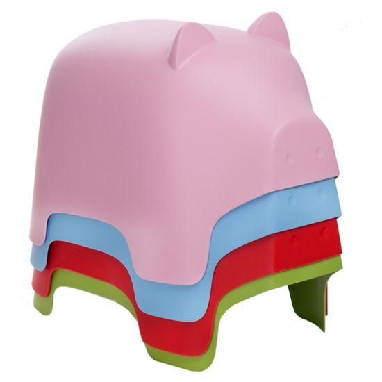 shumee Piggy roza otroški sedež