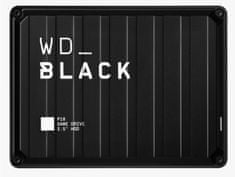 Western Digital WD_BLACK P10 Game Drive trdi disk, 5 TB (WDBA3A0050BBK-WESN)