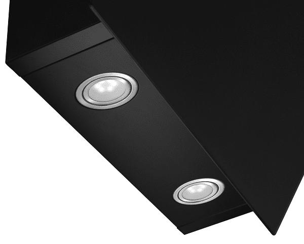 Komínový odsávač pár Concept OPK5860bc LED osvetlenie