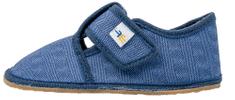 3F Fiú papucs BAREFOOT 03/4, 33, kék