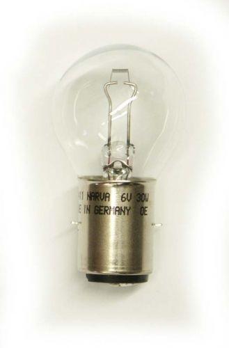 Narva žárovka spec. 6V 30W BA20d LWT-F2