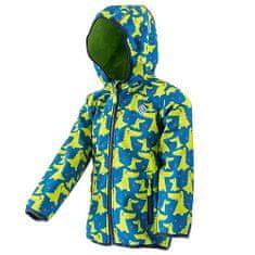 PIDILIDI Chlapecká softshellová bunda 68 - 74 zelená