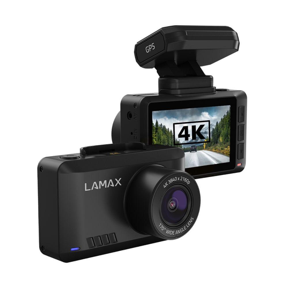 LAMAX T10 4K GPS (s hlášením radarů) - zánovní