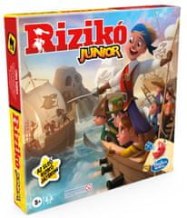 HASBRO Rizikó Junior - HU