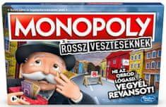 HASBRO Monopoly - A rossz veszteseknek