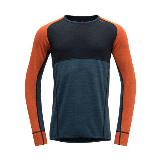 Devold moška majica Kubbane LS