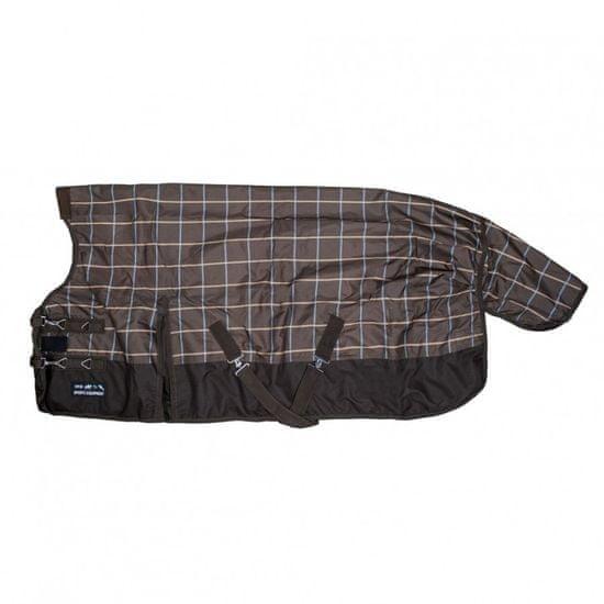 HKM Výběhová deka s vyšším krkem White Rock 600D   300g HKM hnědá, Velikost 145