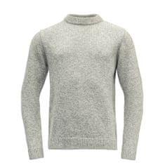 Devold Arktis Crew Neck pulover, L, siv