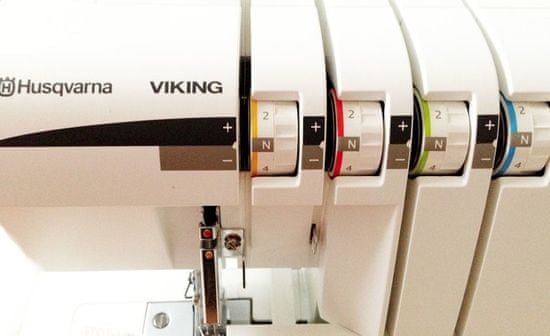 Husqvarna - Viking Huskylock S 15