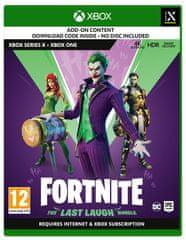 Warner Bros Fortnite - The Last Laugh Bundle (Xbox One)