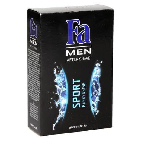 Fa MEN Sport losjon po britju, 100 ml