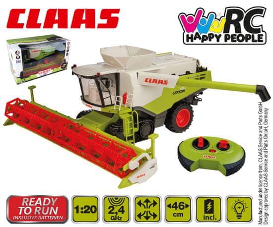 Happy People RC Kombajn CLAAS