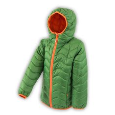 PIDILIDI fantovska bunda, 116, zelena