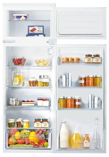Candy vgradni kombinirani hladilnik CFBD 2650 E