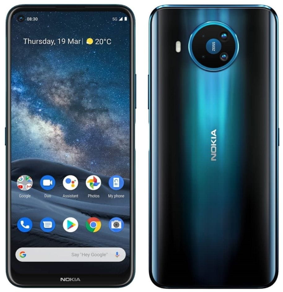 Nokia 8.3, 6GB/64GB, Blue