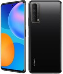 Huawei mobilni telefon P smart 2021, 4GB/128GB, Midnight Black