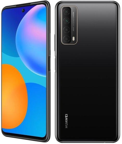 Huawei mobilni telefon P smart 2021, 4GB/128GB, Midnight Black