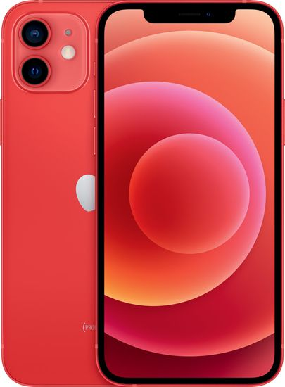 Apple iPhone 12, 128GB, (PRODUCT)RED™