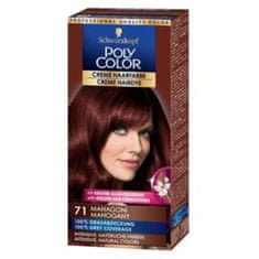 Schwarzkopf Poly Color kremna barva za lase, 71 Mahogany