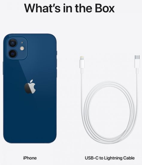 Apple iPhone 12, 64GB, Blue