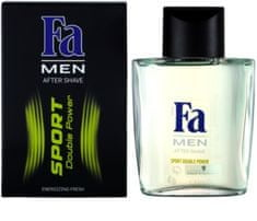 Fa Men Sport Double Power losjon po britju, 100 ml