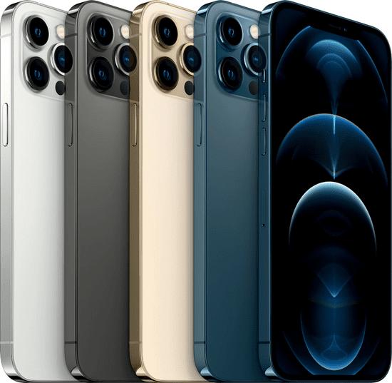 Apple iPhone 12 Pro Max pametni telefon, 128GB, Graphite