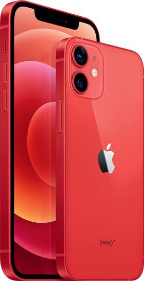 Apple iPhone 12 mini, 128GB, (PRODUCT)RED™