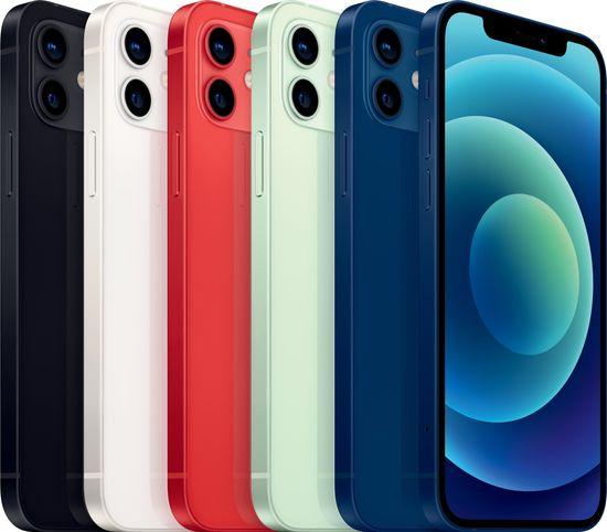 Apple iPhone 12 mini, 128GB, Blue