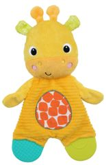 Hračka - hryzátko Snuggle&Teeth žirafa