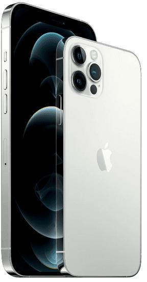 Apple iPhone 12 Pro Max pametni telefon, 128GB, Silver