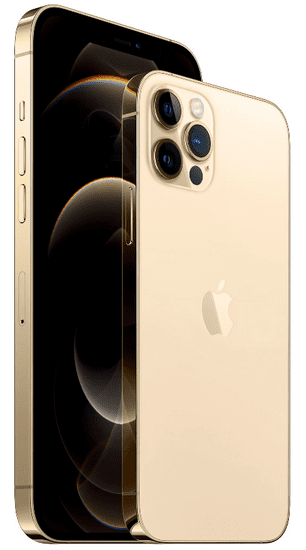 Apple iPhone 12 Pro Max, 128GB, Gold