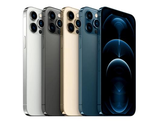 Apple iPhone 12 Pro Max, 256GB, Gold
