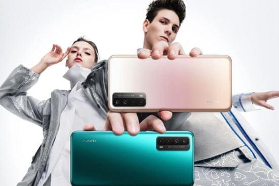 Huawei P smart 2021, 4 GB/128 GB, Crush Green
