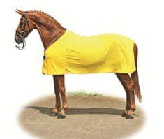 HKM Odpocovací deka HKM žlutá/stříbrná, Velikost 85