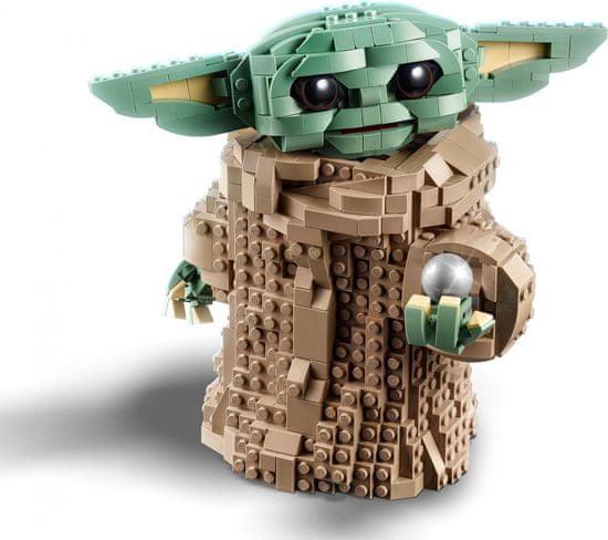 LEGO 75318 Star Wars™ Mladi Yoda