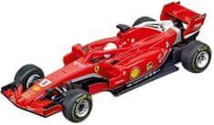 CARRERA samochód Auto GO/GO+ 64127 Ferrari SF71H S.Vettel