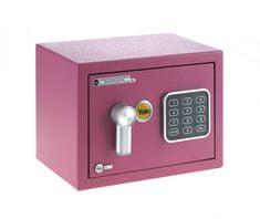 Yale Sejf Yale Value Mini Pink YSV 170