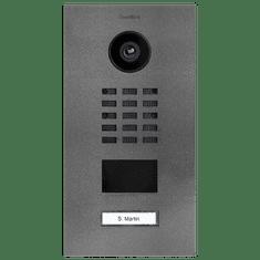 Doorbird Doorbird D2101V IP video domofon, DB703 (antracit s kristalčki)