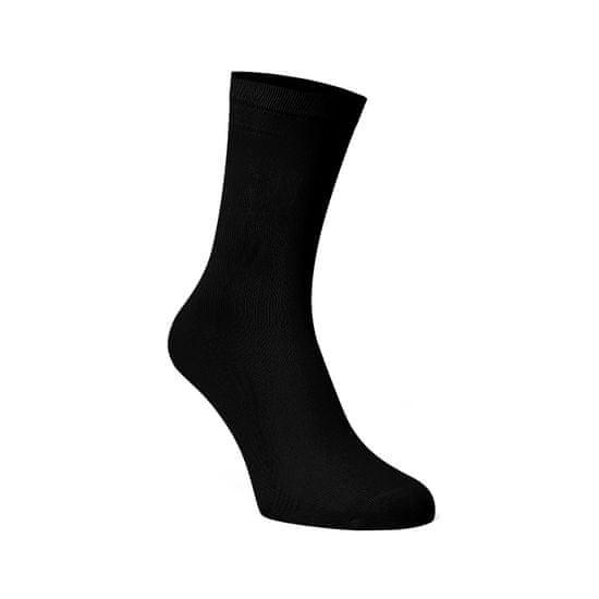 BENAMI Vysoké ponožky Černé Černá Bavlna 35-38