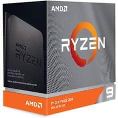 AMD Ryzen 9 3900XT procesor, 12 jeder, 24 niti, 105 W (100-100000277WOF)