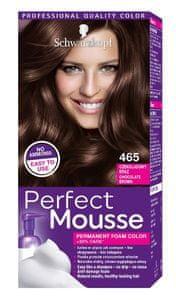 Schwarzkopf Perfect Mousse boja za kosu, 465 čokoladno smeđa