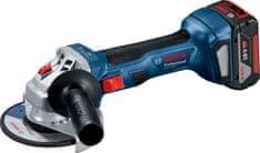 BOSCH Professional GWS 180-LI akumulatorski kotni brusilnik (06019H9021)