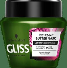 Gliss Kur Hair Repair maska za lase, Bio-Tech Restore, 300 ml